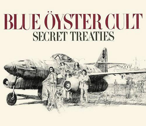 Blue Öyster Cult - Secret treaties (1974) - Un hard rock sophistiqué et mystérieux