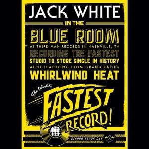 Jack White: le puriste du blues et le record du monde d'une sortie de disque