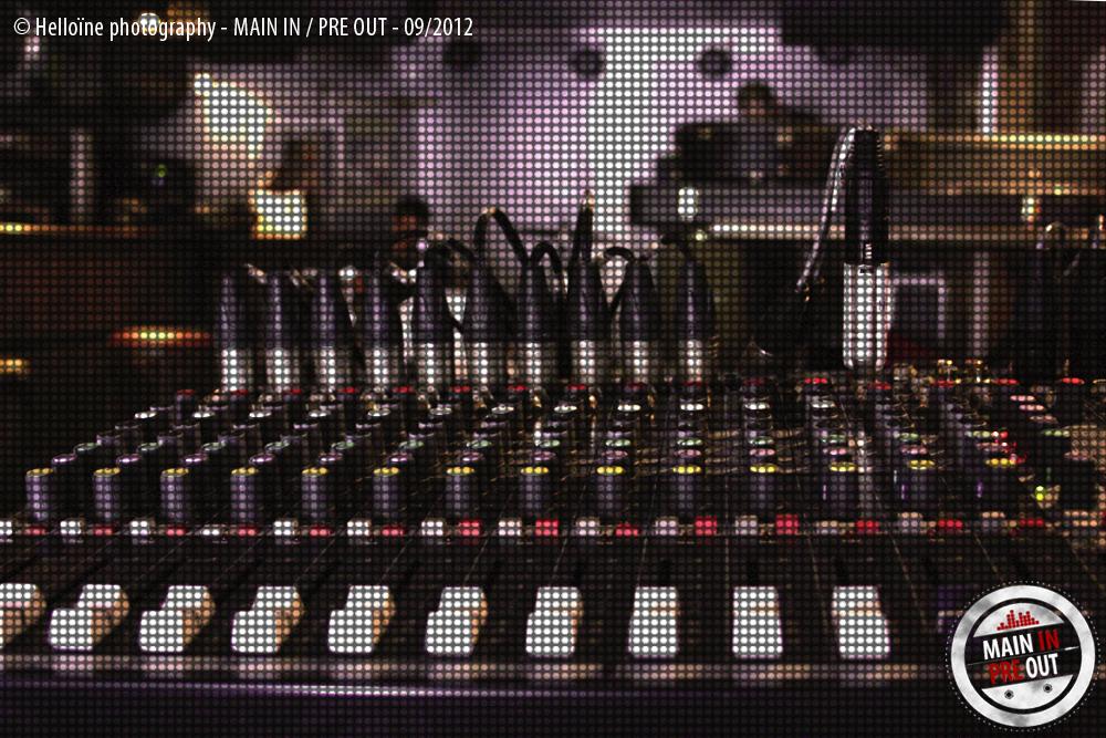 Main-In / Pre-Out: un film sur la création musicale à l'ère numérique